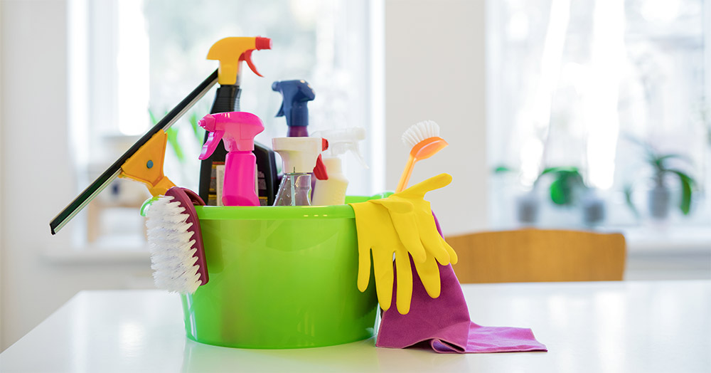 All the Best Cleaning Tips & Tricks!