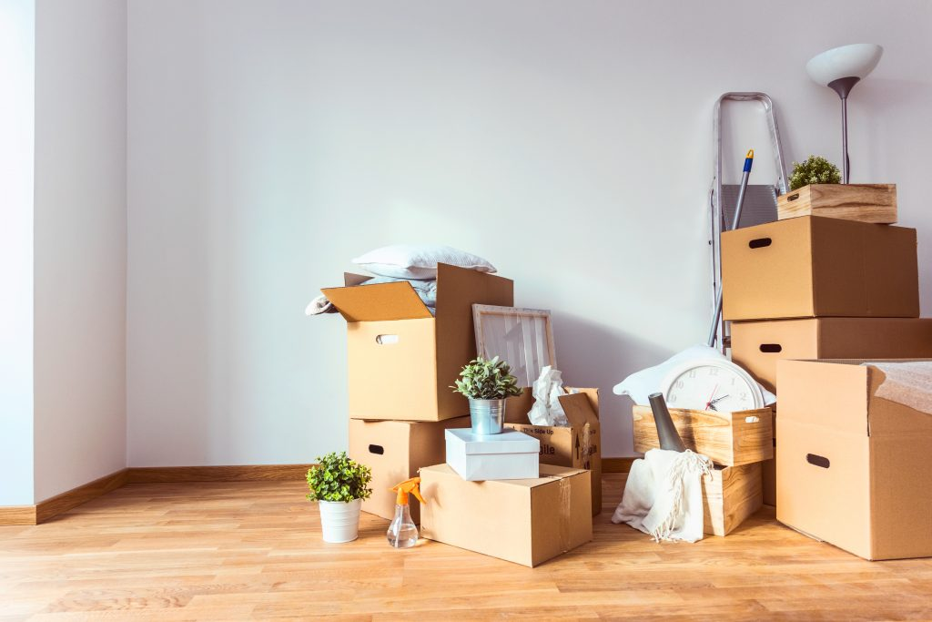 Things to Unpack First After a Big Move